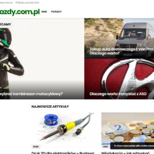 artykuły sponsorowane - motoryzacja